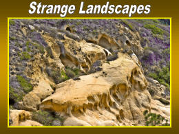Strange Natural Landscapes - All