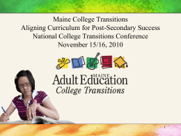 NCTN_Aligning_Curriculum_11_2010_final