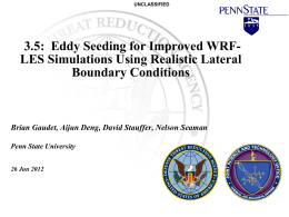 WRF and MM5 Realtime System Statistical Comparisons Using the