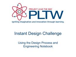 U1 Instant Design Challenge: Paper Bridge