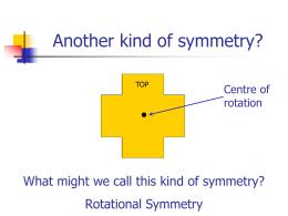 S1-Rotation-Symmetry