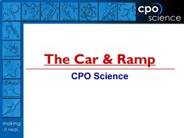 Car and Ramp Long