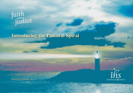 Introducing the Pastoral Spiral