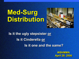 Med-Surg Distribution