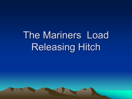 Mariners Hitch