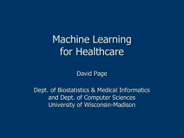 Machine_Learning_for_Healthcare_-_David_Page_