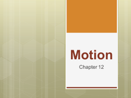 Motion PPT
