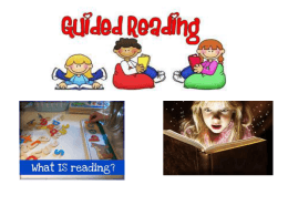 Guided Reading Information