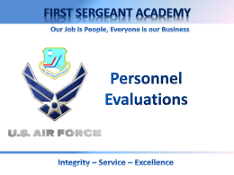 AFRC Personnel Evaluation (new window)