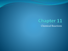 Chapter 11 - Lenora Henderson`s Flipped Chemistry Classroom