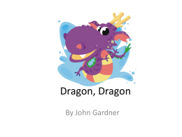 Dragon, Dragon - Olinda Wikispaces