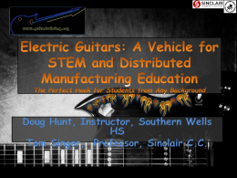 Guitar: Active Learning for Distributive Mfg.