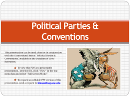 Pol Party ppt