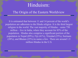 Hinduism Overview