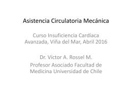 12 pacientes (24%) desde ACM. (Centrimag)