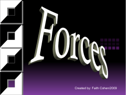 Forces - Gallatin Gateway School