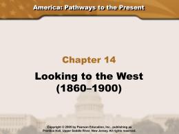 Pathways to the Present