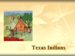 Texas Indians
