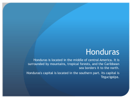 Honduras - TeacherTube