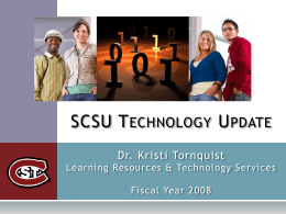 Slide 1 - theRepository at St. Cloud State