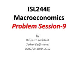 Problem Session-2