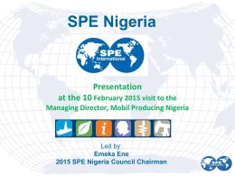 SPE Nigeria