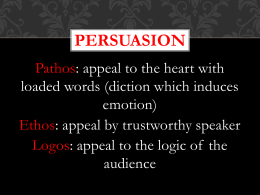 persuasion, poetic elements, literary devices in Romeo and Juliet