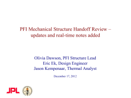 PFI_Structure_Handoff_Review-12-17-2012