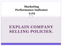 Search company policies and report findings