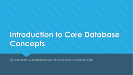 SQL_Introduction_Updated