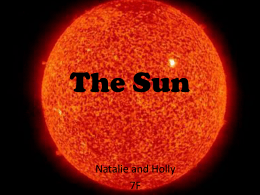 The Sun - WordPress.com