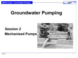 GWP2_PP_Motorised Pumps