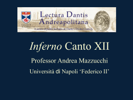 Inferno Canto XII lecture - English subtitles