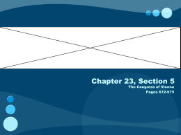 Chapter 23, Section 5