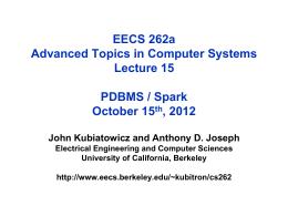 pptx - EECS at UC Berkeley - University of California, Berkeley