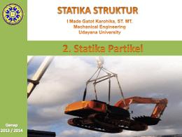 02. statika partikel-13 maret 2014