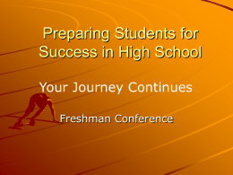 Freshman_Conference_powerpoint_2015