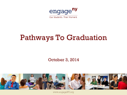 NY Pathways to Graduation