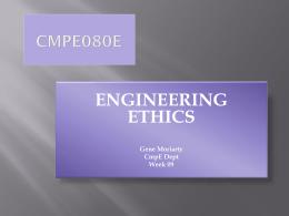 CmpE080E - Courses