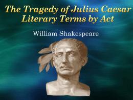 why is caesar a tragic hero
