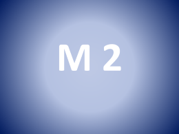 M 2 - WordPress.com