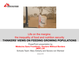 Population growth Malthus Boserup