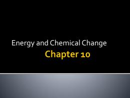 10.1 Energy