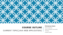 Course Outline 227221