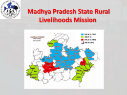 mpsrlm - Ministry of Rural Development