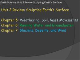Earth Science - Sleeping Dog Studios