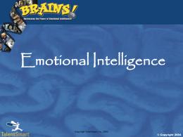BRAINS! PowerPoint