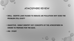 Atmosphere Review