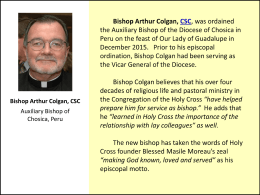 File - Year For Consecrated Life