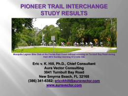 Pioneer Trail Interchange